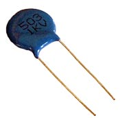 0.05uF .05uF 1000V 1KV Ceramic Disc Capacitors