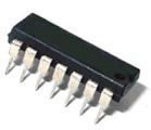NTE2322 Quad General Purpose PNP Transistor NTE
