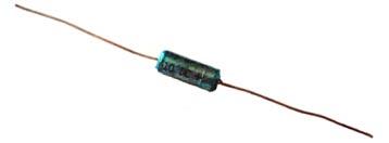 39uF 10V 10% Axial Tantalum Capacitor 150D396X9010B2T