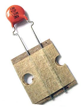 150pF 3000V High Voltage Ceramic Disc Capacitor