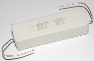 15W 11 ohm 5% Sandblock Power  Wirewound Resistor BGR15