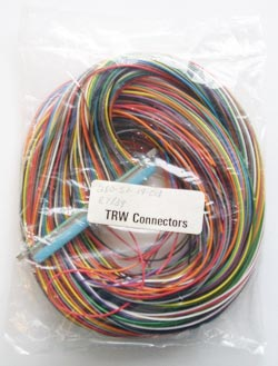 280-S1-19-018 High Density Connector with Cables TRW