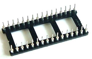 32 Pin Machine IC Socket Advanced
