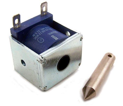 12V Solenoid Model D-28 Deltrol 56576-20