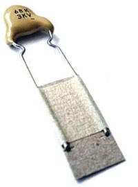 68pF 3000V High Voltage Ceramic Disc Capacitor