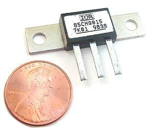 85CNQ015 80A 15V Schottky Rectifier IR
