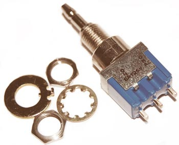 Momentary Pushbutton Switch 6A 125Vac 8N1021 Fujisoku