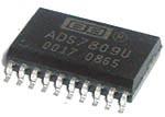 ADS7809U ADS7809 CMOS A-D Analog Digital Converter IC Texas Instruments®