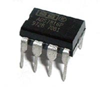 ADS7816P ADS7816 P 12 Bit High Speed A-D Converter IC Burr Brown