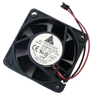 12V 0.09A Brushless Fan AUB0612LD Delta