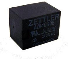 3A 120Vac Miniature PC Board Mount Relay AZ8-1C-9DE