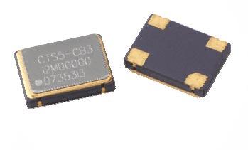 CB3LV-3I CB3LV-3I-14M7456 Clock Oscillator CTS