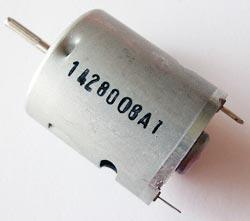 Motor 6V 100mA Molon CMO-1232