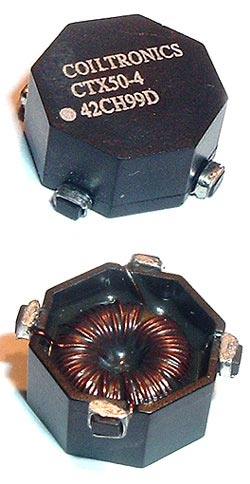 50uH 50.18uH Surface Mount Inductor CTX50-4R CTX50-4