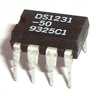 DS1231  DS1231-50 Power Monitor IC Dallas Semiconductor