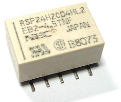 4.5V Miniature SMT Relay EB2-4.5TNF EB2-4.5 TNF NEC