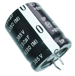 150uF 385V Radial Snap In Electrolytic Capacitor Panasonic ECOS2TP151CA
