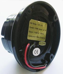 Piezo Pulse Screamer 110dB 7.5V-15V Speakers
