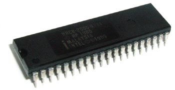HBCR-2000 HBCR2000 Bar Code Decoder IC Intel HP