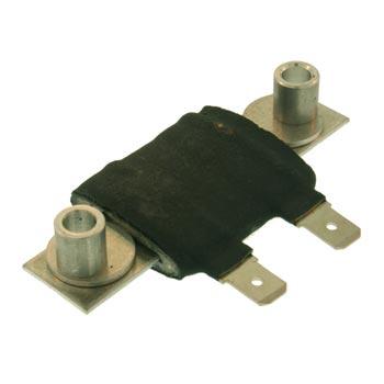 30W 1 ohm Power Wire Wound Resistors Flat HL-24-18N