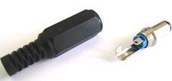Miniature Power Plug Jack