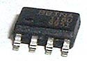 INA118U INA118 U Instrumentation Amplifier  IC Texas Instruments®