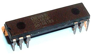 ISO485P ISO485 P IC Isolated RS485 Diff Bus Transceiver