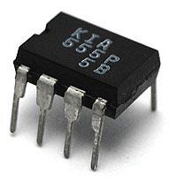 KIA555P 555 Timer 8 Pin DIP IC