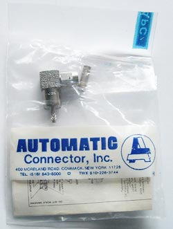 M39012-56-3026 SMA Connector Automatic Connector Inc.