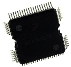 MC33888FBR2 Low Side Switch IC Freescale