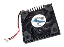 12V 0.06A CPU Fan 45mm MFAN-1024-D