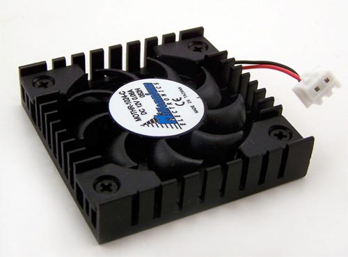 12V 0.06A  Fan 45mm MOTHR-1024-C