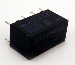 2A 24V PCB Mount Relay R40-11D2-24