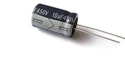10uF 10 uF 450V Radial Electrolytic Capacitor TCI