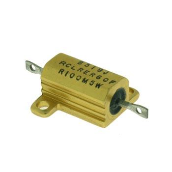 5W 0.1 .1 ohm Metal Alloy Resistor Military RER60FR100M5W
