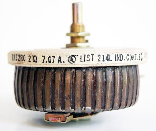 Ohmite Rheostat Potentiometer Wirewound RKS2R0