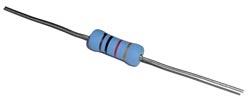 2W 1K ohm Metal Oxide Resistor Stackpole RS2-1KJ