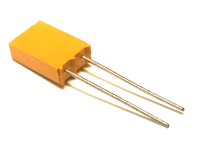 15uF 10V Radial Molded Tantalum Capacitors TIM156M010P0W