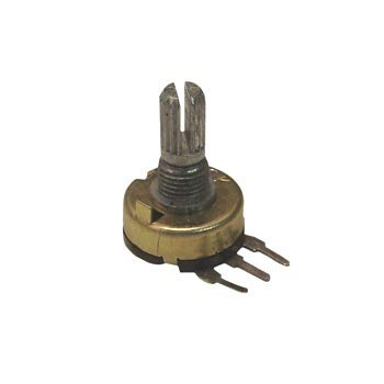 10K ohm Potentiometer Audio Alpha RV170-24-15K-A14-3