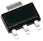 UA78M33CDCYRG3 0.5A 3.3V Voltage Regulator Texas Instruments