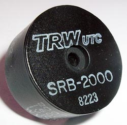 SRB-2000 80223 M27-288-02 TRW UTC Inductor