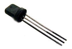 2N3414 500mA 25V NPN Silicon Transistor Planar Epitaxial