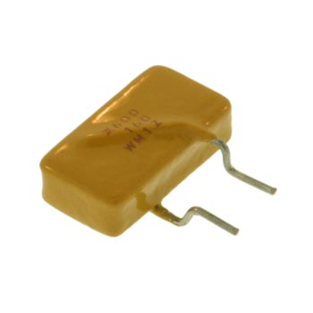 0.16 A 600V Polyswitch Fuse Raychem TR600-160-LF-0.130