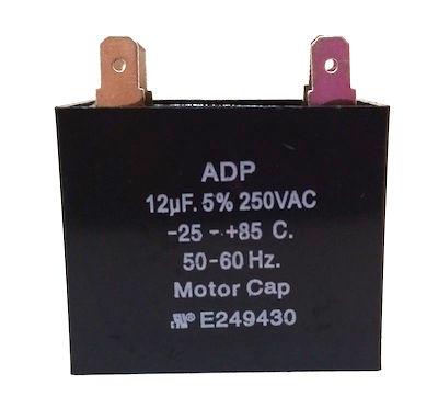 12uF 250VAC  Motor Run Capacitor ADP250C126J
