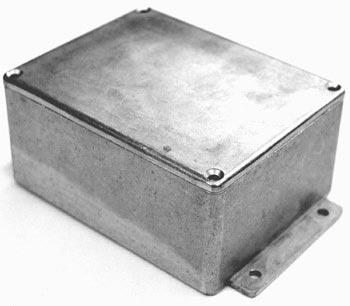 Aluminum Die-Cast Cases Enclosure Medium Project Boxes