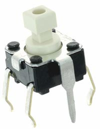 Tact Switch 6.5mm Omron B3F-1150