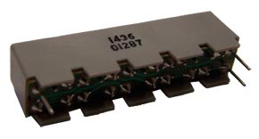 Bandpass LC Filter H321LNP-1436PBAB