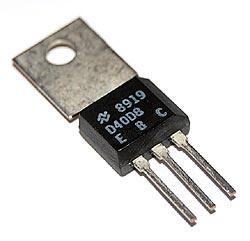 D40D8 1A 1 Amp 60V NPN Power Transistor