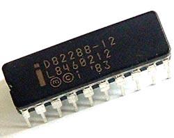 D82288-12 Intel 20 Pin DIP BUS Controller IC