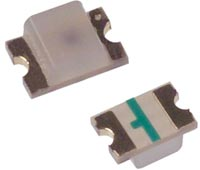 Green Surface Mount LEDS 0805 HSMG-C170